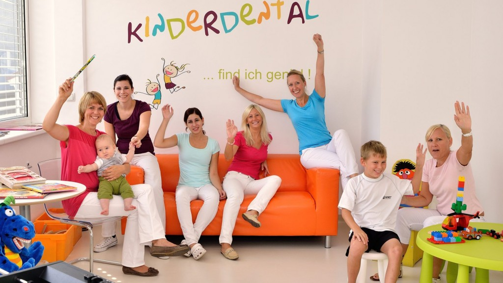 KINDERDENTAL-Team
